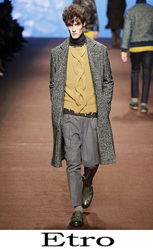 Etro Fall Winter 2016 2017 Lifestyle For Men Look 22