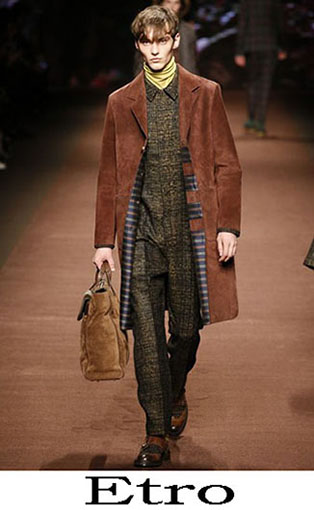 Etro Fall Winter 2016 2017 Lifestyle For Men Look 28
