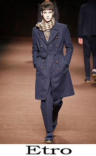 Etro Fall Winter 2016 2017 Lifestyle For Men Look 3