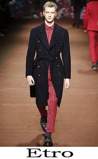 Etro Fall Winter 2016 2017 Lifestyle For Men Look 8