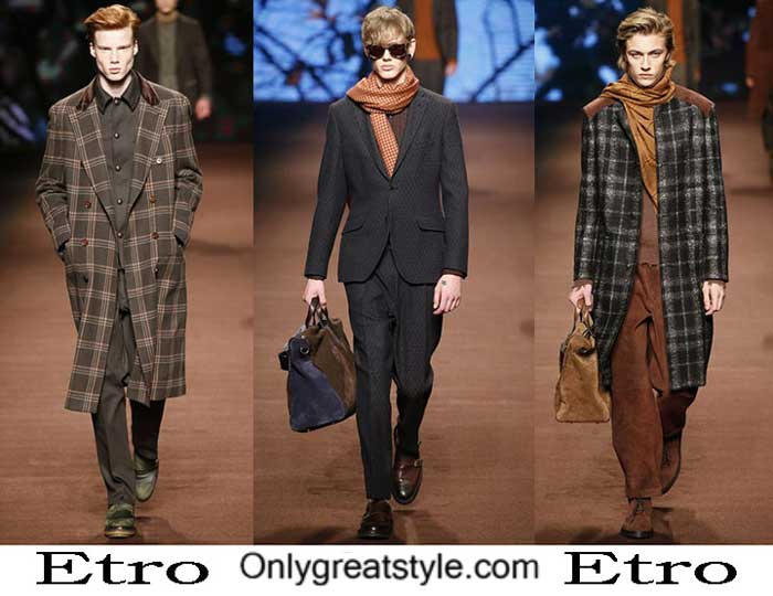 Etro Fall Winter 2016 2017 Lifestyle For Men Look