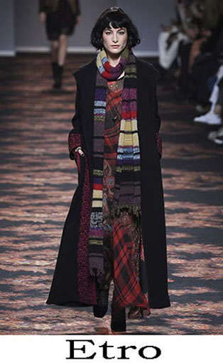 Etro Fall Winter 2016 2017 Style Brand For Women Look 1