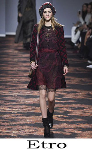 Etro Fall Winter 2016 2017 Style Brand For Women Look 10