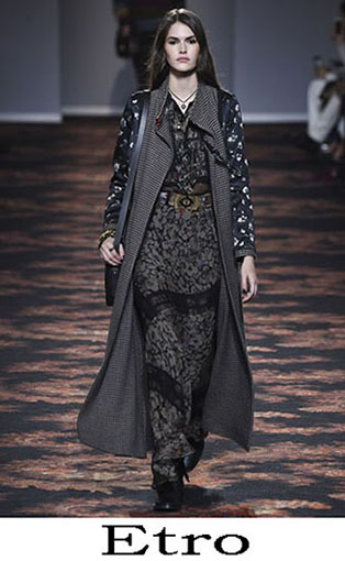 Etro Fall Winter 2016 2017 Style Brand For Women Look 11
