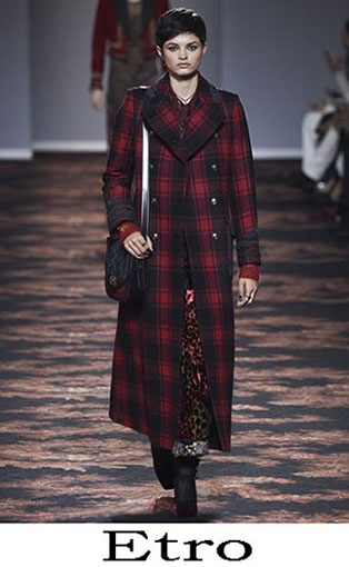 Etro Fall Winter 2016 2017 Style Brand For Women Look 13