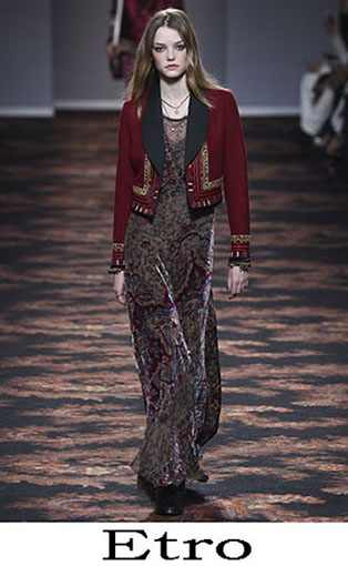 Etro Fall Winter 2016 2017 Style Brand For Women Look 14