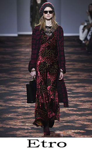 Etro Fall Winter 2016 2017 Style Brand For Women Look 18