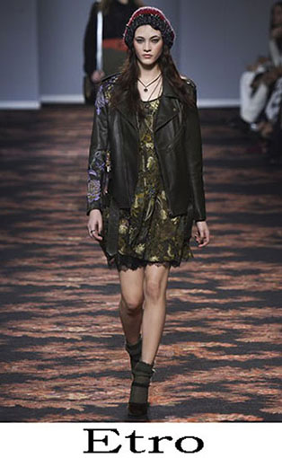 Etro Fall Winter 2016 2017 Style Brand For Women Look 19