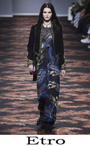 Etro Fall Winter 2016 2017 Style Brand For Women Look 2