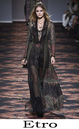 Etro Fall Winter 2016 2017 Style Brand For Women Look 24