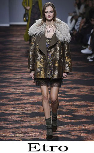 Etro Fall Winter 2016 2017 Style Brand For Women Look 26