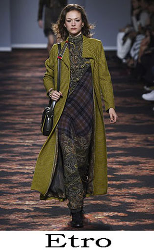Etro Fall Winter 2016 2017 Style Brand For Women Look 27