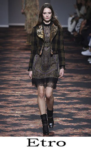 Etro Fall Winter 2016 2017 Style Brand For Women Look 28