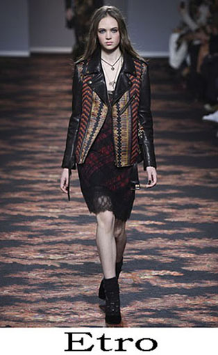 Etro Fall Winter 2016 2017 Style Brand For Women Look 3