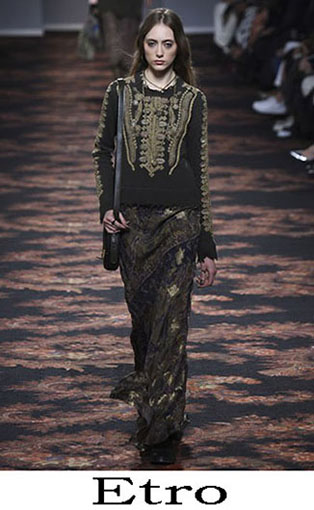 Etro Fall Winter 2016 2017 Style Brand For Women Look 30