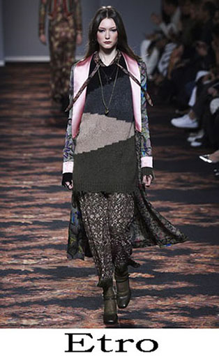 Etro Fall Winter 2016 2017 Style Brand For Women Look 31