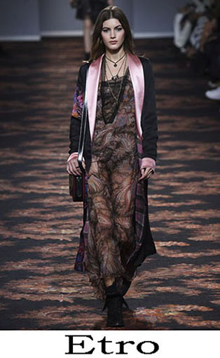 Etro Fall Winter 2016 2017 Style Brand For Women Look 34