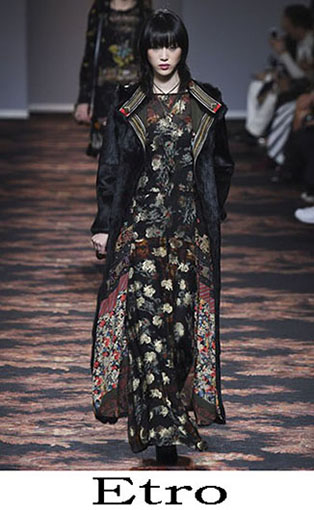 Etro Fall Winter 2016 2017 Style Brand For Women Look 44