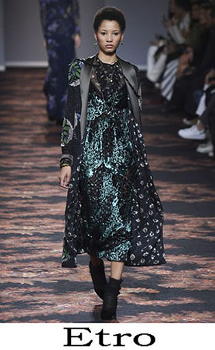 Etro Fall Winter 2016 2017 Style Brand For Women Look 47