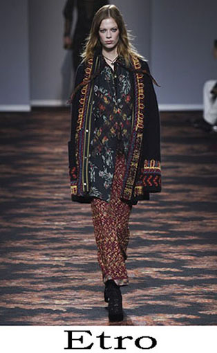 Etro Fall Winter 2016 2017 Style Brand For Women Look 5