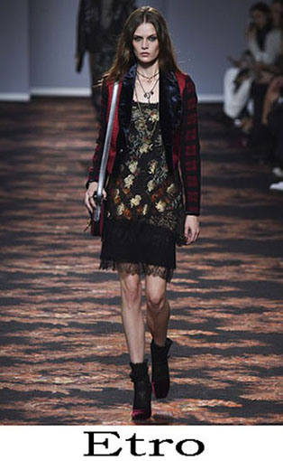 Etro Fall Winter 2016 2017 Style Brand For Women Look 7
