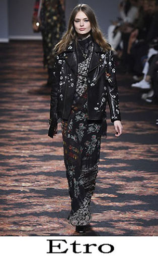 Etro Fall Winter 2016 2017 Style Brand For Women Look 8