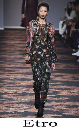 Etro Fall Winter 2016 2017 Style Brand For Women Look 9