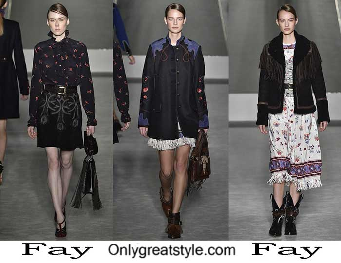 Fay Fall Winter 2016 2017 Lifestyle For Wome