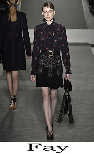 Fay Fall Winter 2016 2017 Lifestyle For Women Look 10