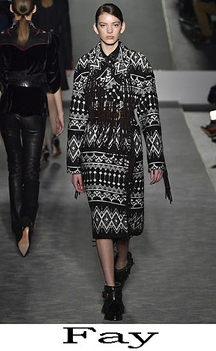 Fay Fall Winter 2016 2017 Lifestyle For Women Look 14