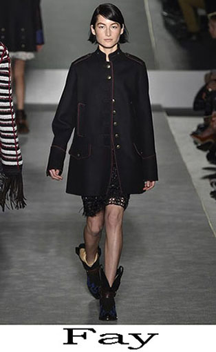 Fay Fall Winter 2016 2017 Lifestyle For Women Look 16