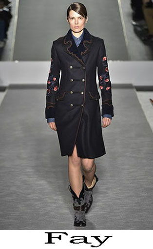 Fay Fall Winter 2016 2017 Lifestyle For Women Look 2