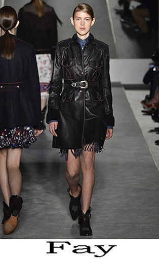 Fay Fall Winter 2016 2017 Lifestyle For Women Look 28