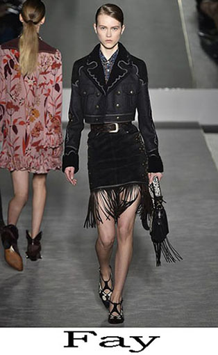 Fay Fall Winter 2016 2017 Lifestyle For Women Look 5