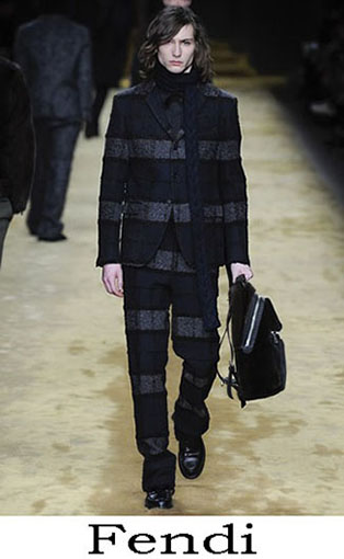 Fendi Fall Winter 2016 2017 Lifestyle For Men Look 1