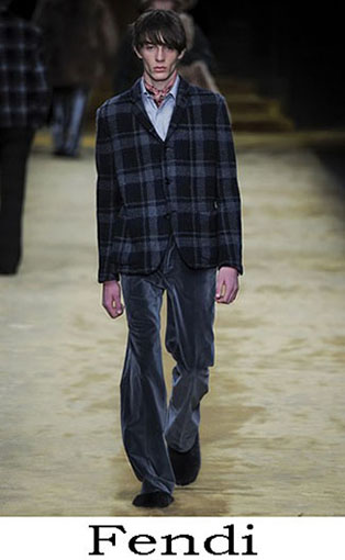 Fendi Fall Winter 2016 2017 Lifestyle For Men Look 11