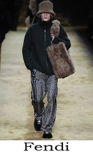 Fendi Fall Winter 2016 2017 Lifestyle For Men Look 12