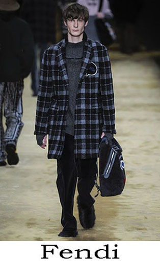 Fendi Fall Winter 2016 2017 Lifestyle For Men Look 14