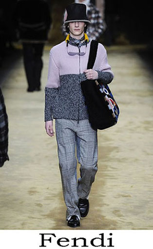 Fendi Fall Winter 2016 2017 Lifestyle For Men Look 15