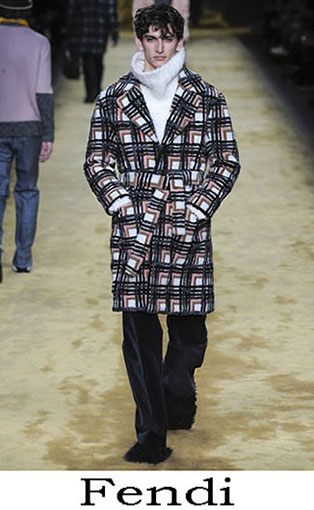 Fendi Fall Winter 2016 2017 Lifestyle For Men Look 16