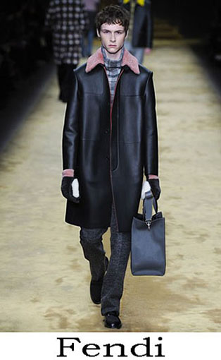 Fendi Fall Winter 2016 2017 Lifestyle For Men Look 18