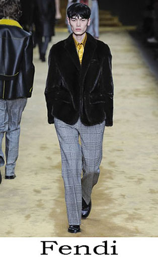 Fendi Fall Winter 2016 2017 Lifestyle For Men Look 20