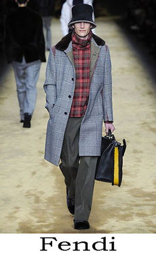 Fendi Fall Winter 2016 2017 Lifestyle For Men Look 21