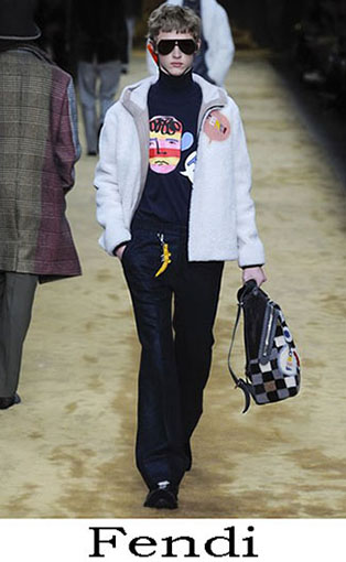 Fendi Fall Winter 2016 2017 Lifestyle For Men Look 22