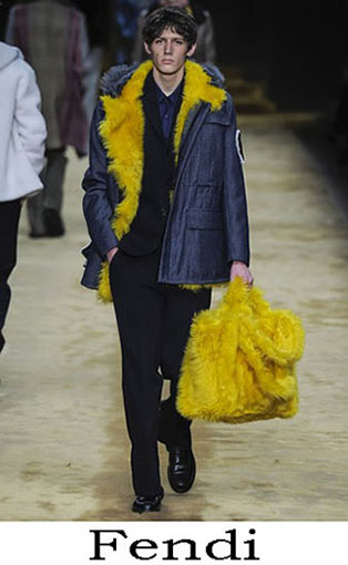 Fendi Fall Winter 2016 2017 Lifestyle For Men Look 24