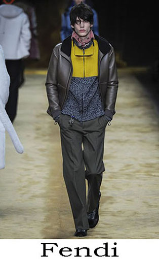 Fendi Fall Winter 2016 2017 Lifestyle For Men Look 25