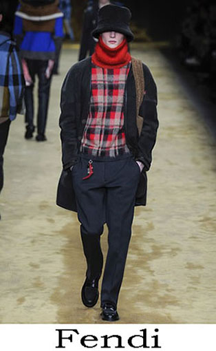 Fendi Fall Winter 2016 2017 Lifestyle For Men Look 29