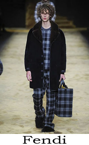 Fendi Fall Winter 2016 2017 Lifestyle For Men Look 3