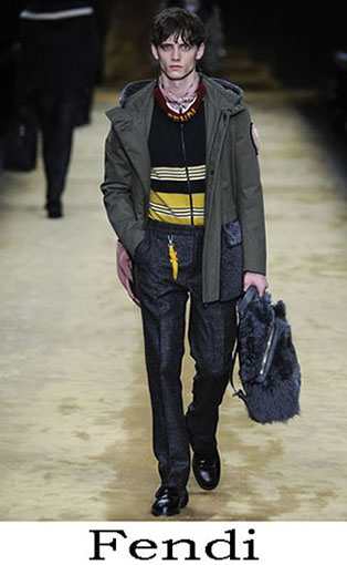 Fendi Fall Winter 2016 2017 Lifestyle For Men Look 32