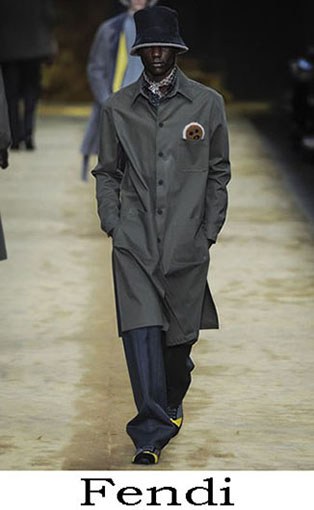 Fendi Fall Winter 2016 2017 Lifestyle For Men Look 35